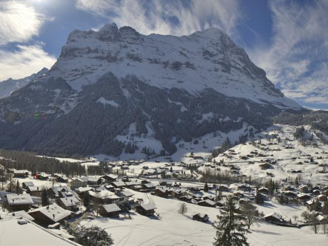 Webcam Hotel Belvedere Grindelwald Archiv Winter 1