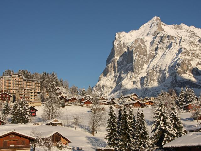 Hotel Belvedere Winter