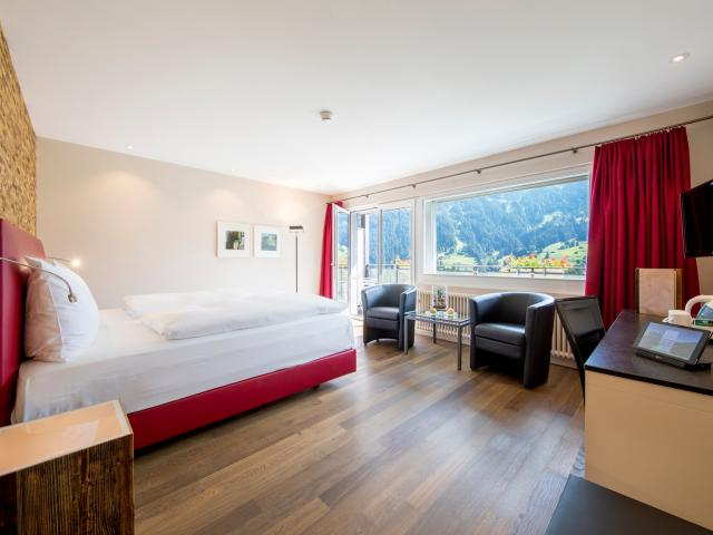 Classic Double or Twin room Eiger Belvedere Swiss Quality Hotel Grindelwald