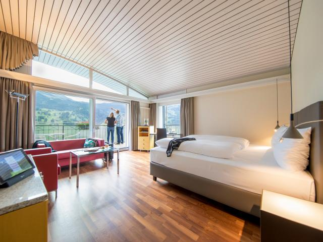 Executive Double or Twin Room Eiger Belvedere Swiss Quality Hotel Grindelwald