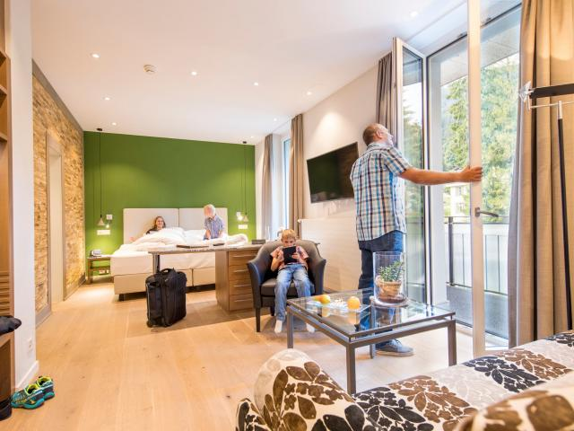 Rooms And Suites Hotel Belvedere Grindelwald